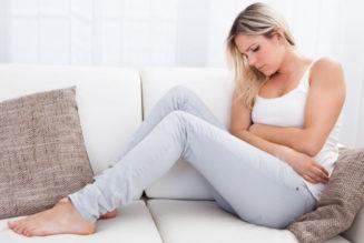 обилная менструация