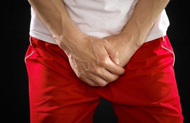 Боль в яичках