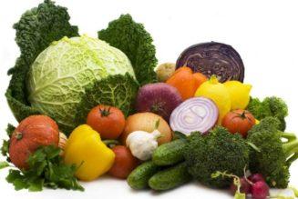Очищающая овощная диета: таблицы калорийности некоторых овощей
