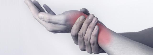 Перелом лучевой кости в типичном месте