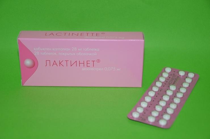 Чисто гестагенные контрацептивы