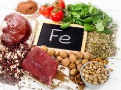 Железная диета. Как бороться с усталостью и анемией.