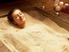 песочные ванны